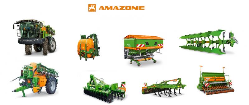 Robertus Mechanisatie exclusief Amazone dealer.