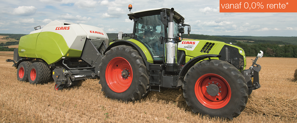 Claas Arion 660 CMATIC Cis+ Comfort Editie